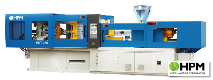 HST Injection Molding Machine