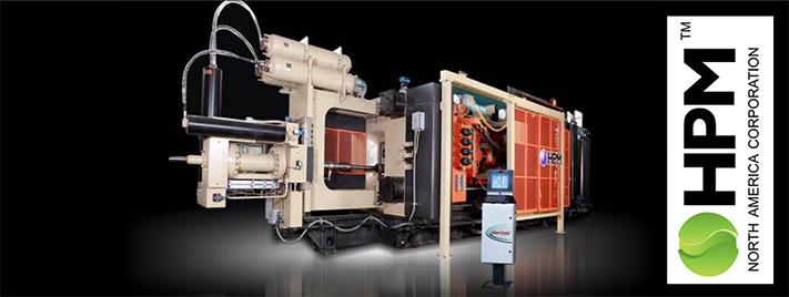HPM Die Cast Machine II